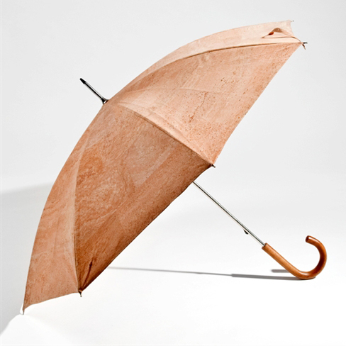 Queork, Guarda Cork Umbrella $90