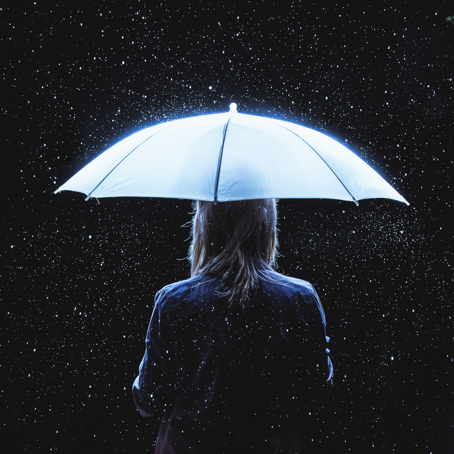 Suck UK Hi-Reflective Umbrella $35