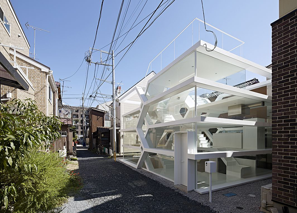 S House by Yuusuke Karasawa Architects, Japan