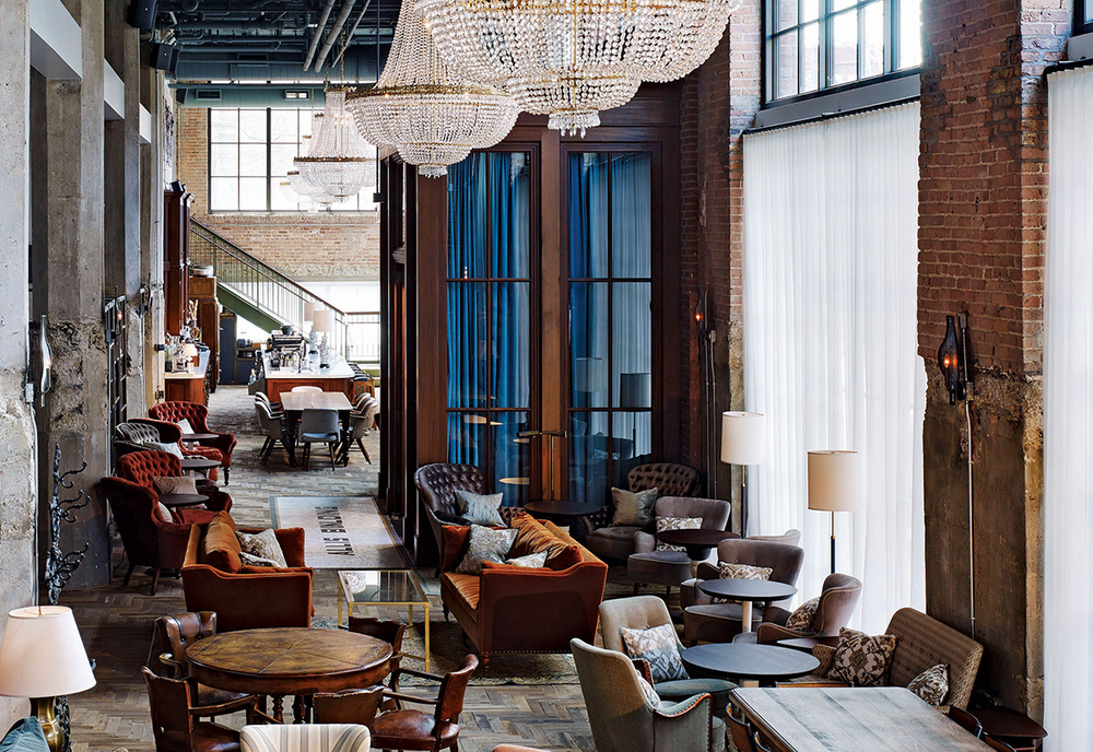 Soho House Chicago at the Fulton Market District