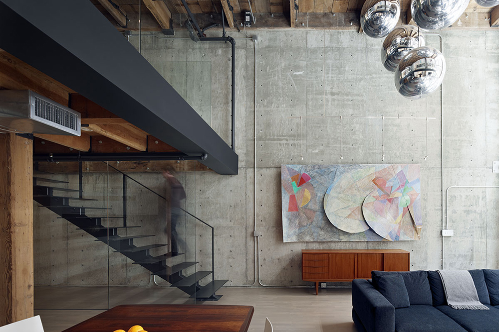 Reinventing San Francisco's Oriental Warehouse Loft