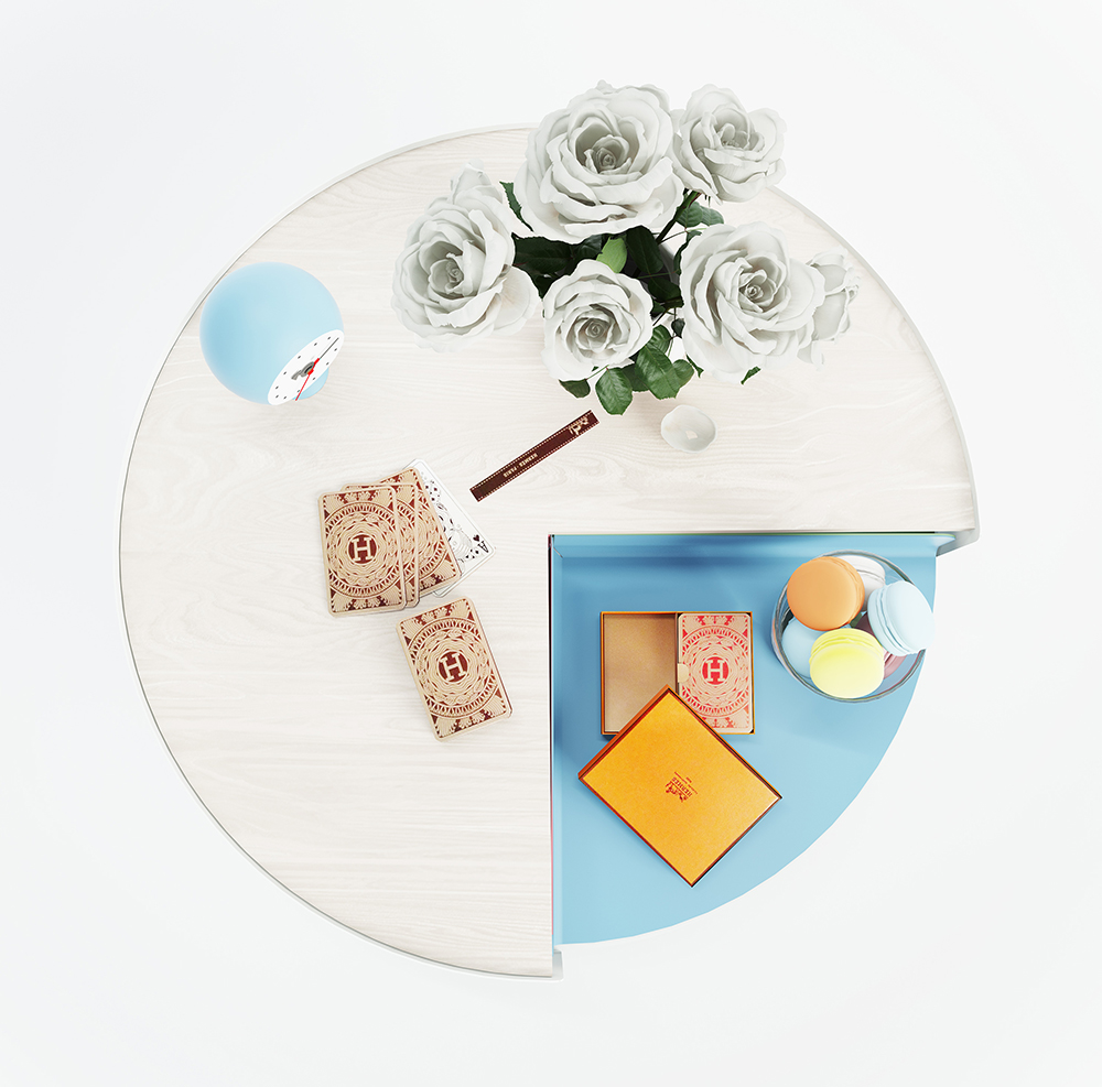 Times 4 Table by Polit