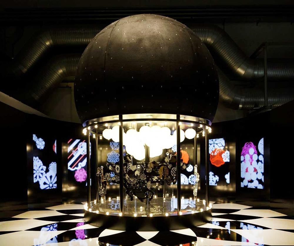 'Merry-Go-Round' by Asami Kiyokawa, Tokyo Designers Week.