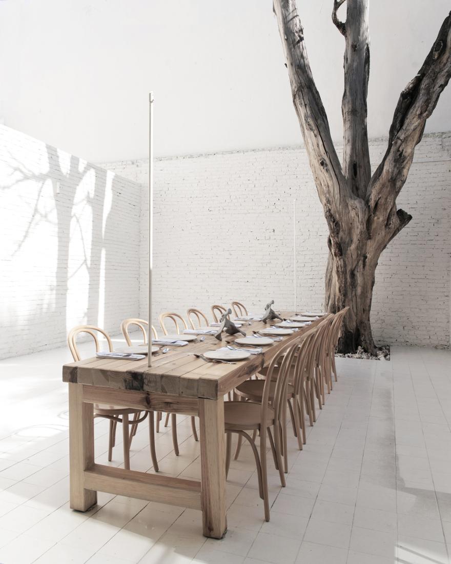 Alfonso Cadena's new restaurant Hueso (Bone) opens in Guadalajara, Mexico