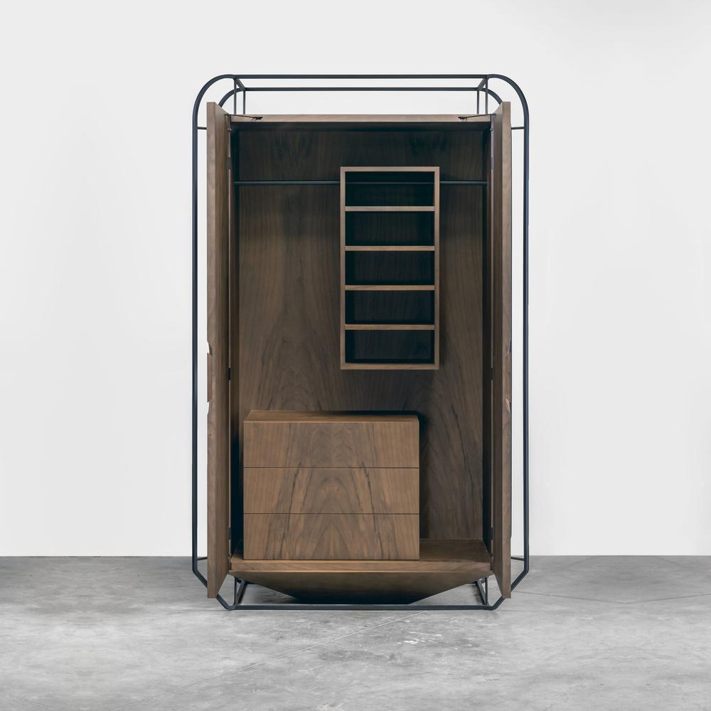 Exo Cabinet by Gregoire de Lafforest