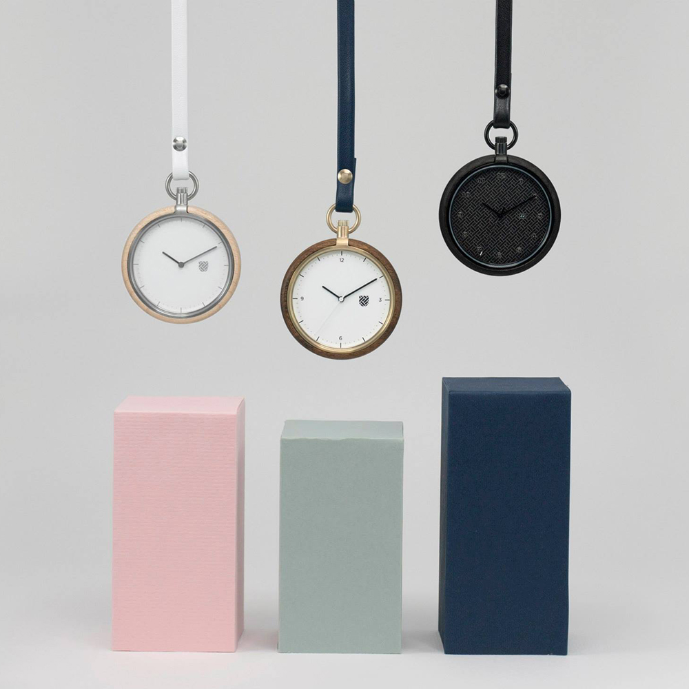 MMT T Series Pocket Watches by MMT