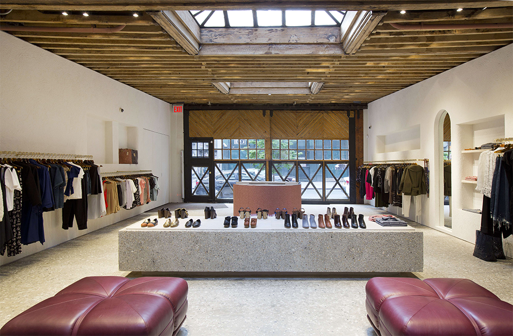 Rachel Comey NYC Fashion Interior Design 1