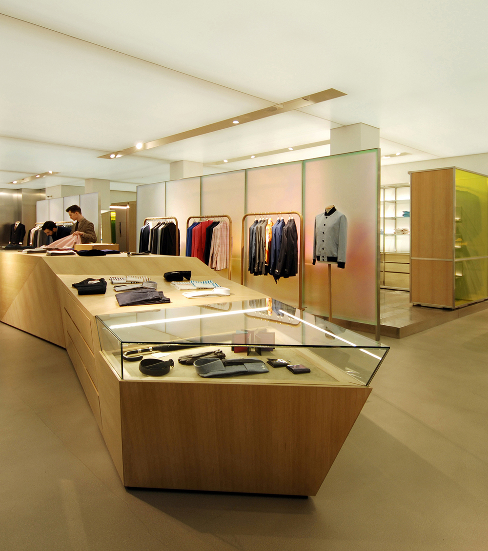 Savile Row Flagship London by Richard James