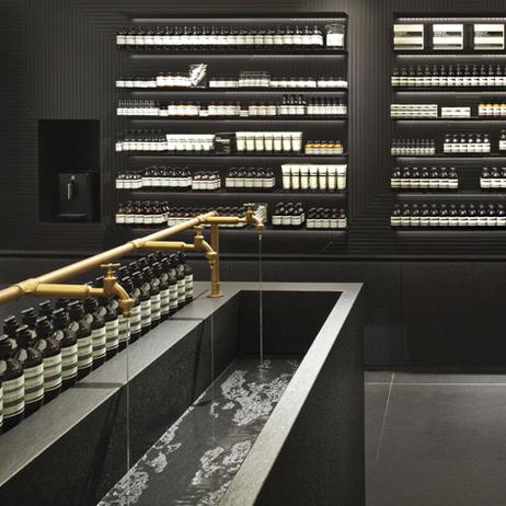 Aesop Stuttgart Store by einszu33