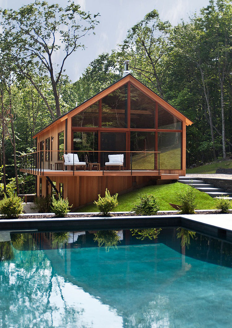 Move to the Hudson! 131 acres featuring 26 architect dwellings being sold now in New York's Hudson River Valley.