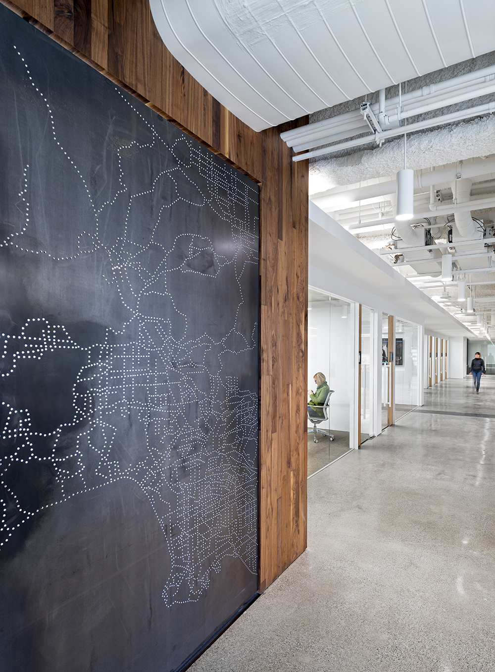 Mid market home studio o a designs uber headquarters knstrct Interior design companies in san francisco
