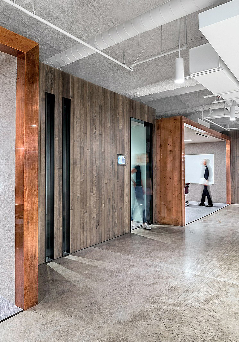 Mid Market Home: Uber Headquarters By Studio O+A Designs