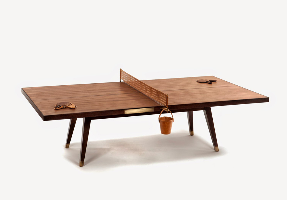 Superieur Wood Ping Pong Table By Etel