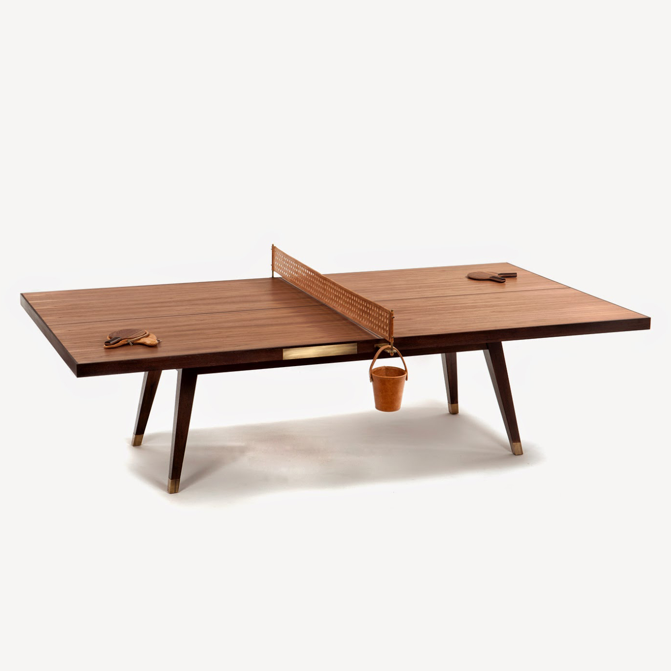 Superieur Letu0027s Bounce: Wood Ping Pong Table By Etel U2014 KNSTRCT