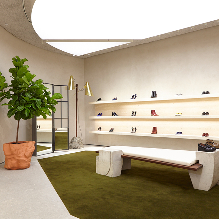 Céline Sets Up Shop in Soho