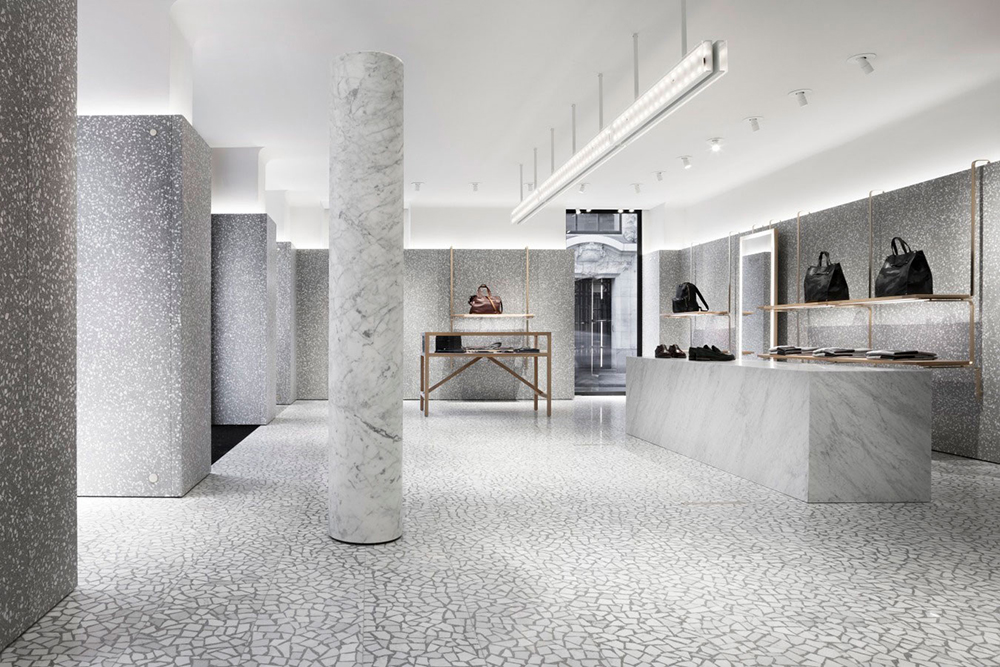 Castle couture david chipperfield designs valentino 39 s nyc for Interior design blogs nyc