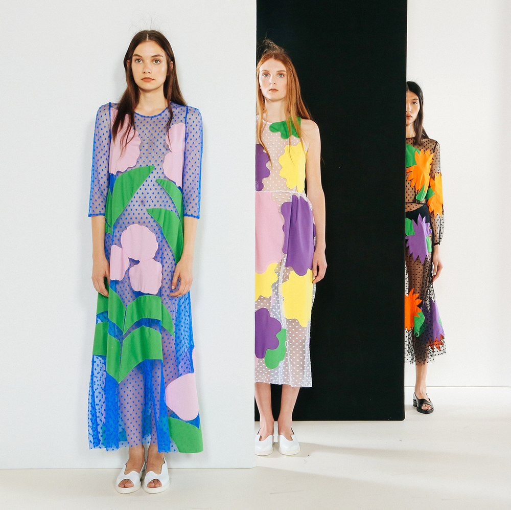 Tata Naka Spring Summer 2015 Collection