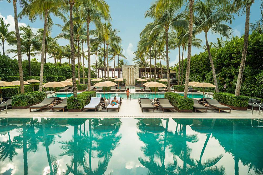 Art basel miami 2014 where to stay knstrct for Pool design miami