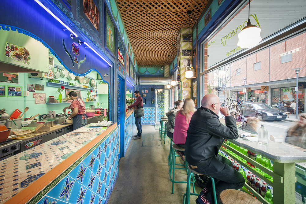 Adelaide's Parwana Kutchi Deli by Studio Gram and Mash
