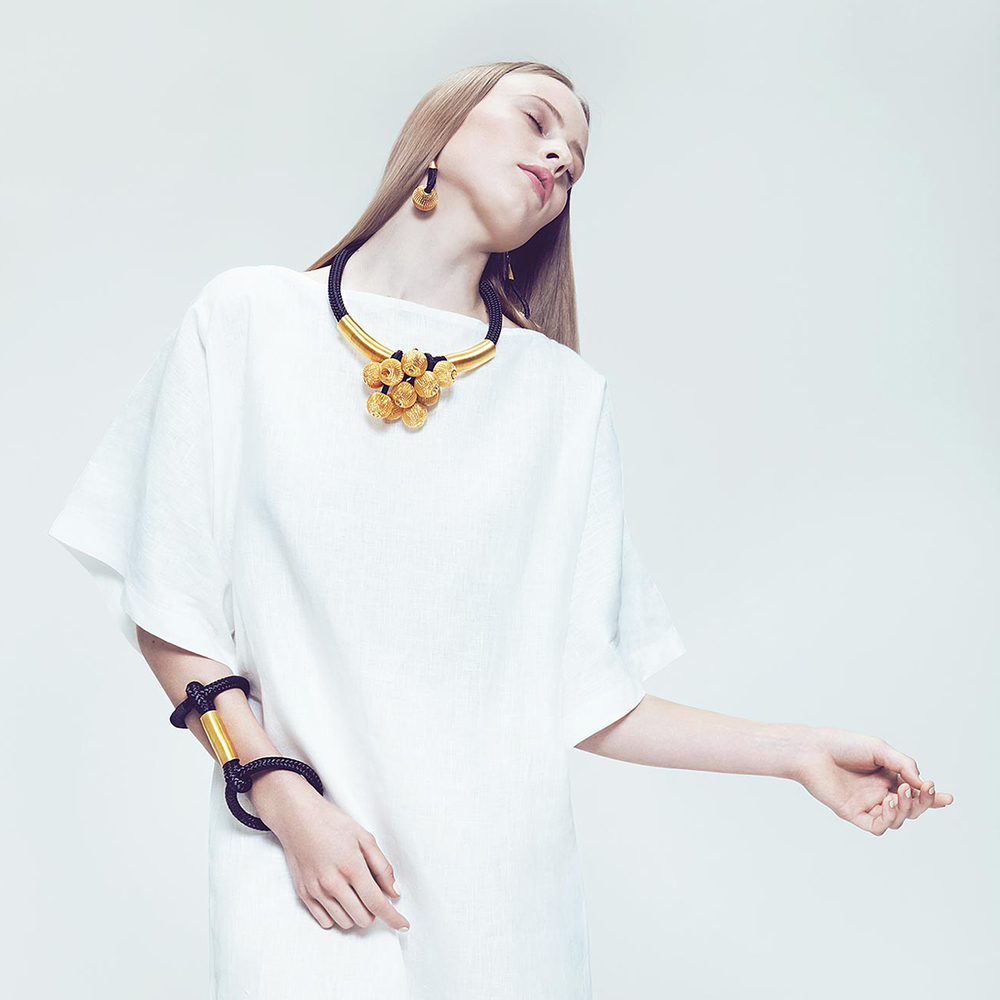 Pichulik Spring Summer 2015 jewelry collection