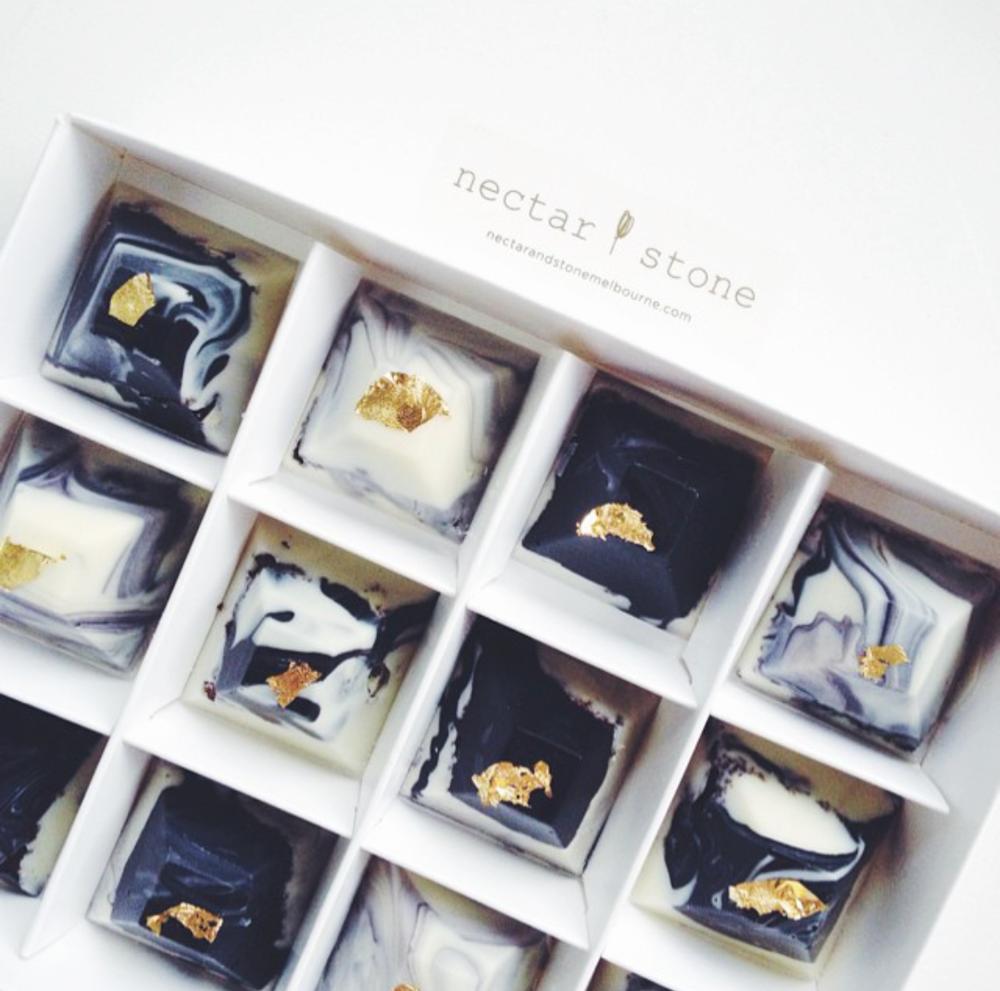 Artistic Treats: Nectar & Stone
