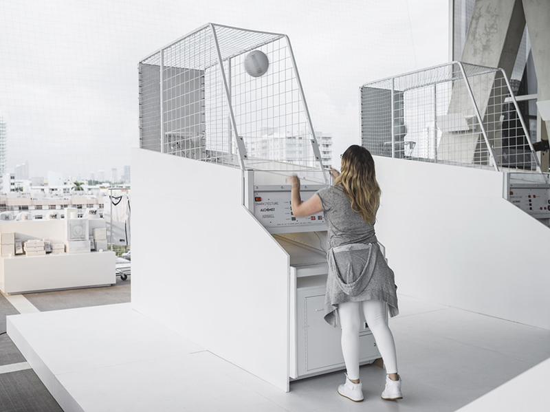 Airball Art Installation by Snarkitecture and Alchemist for Art Basel 2014