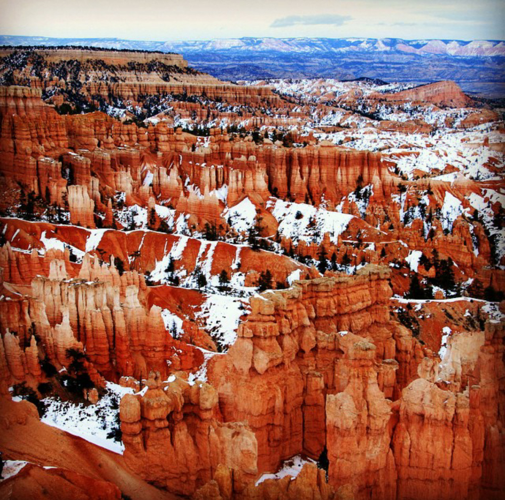 Bryce Canyon National Park, UT photographed by @kjnasminmy