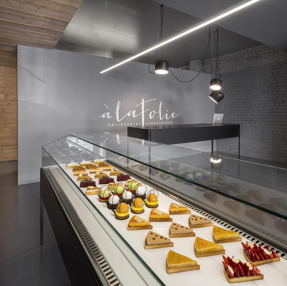 Pâtisserie À la Folie by Anne Sophie Goneau