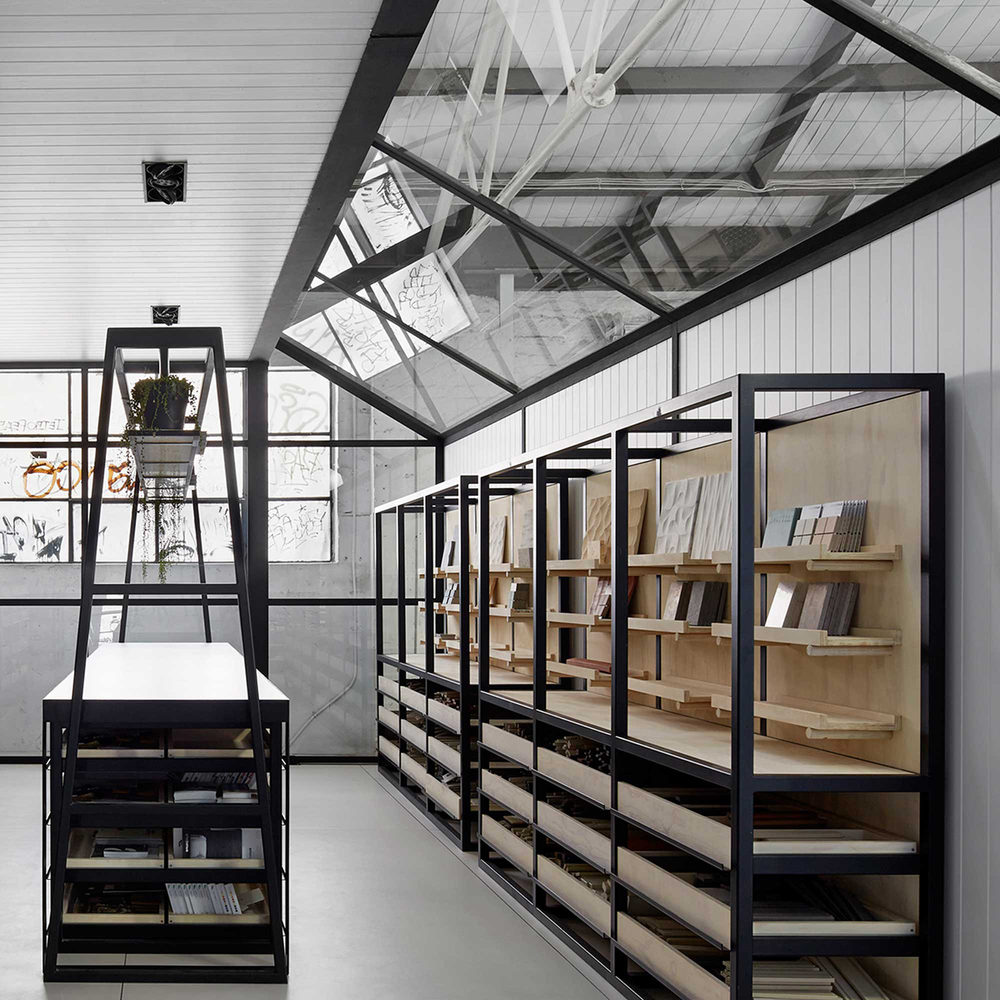 Studio You Me And Thomas Coward Recreate Artedomus New Showroom Knstrct