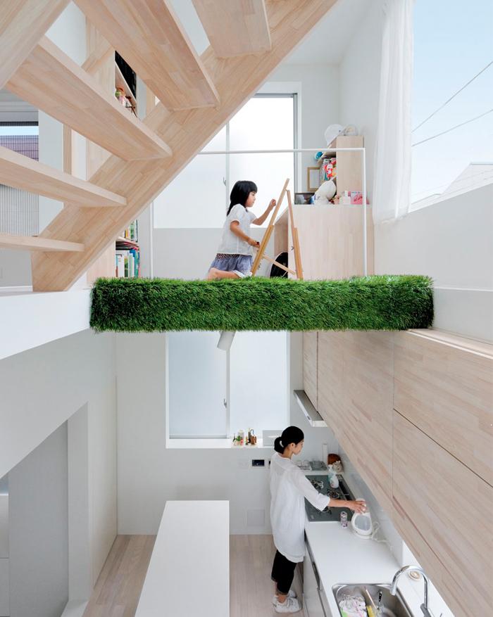 House H by Sou Fujimoto Architects