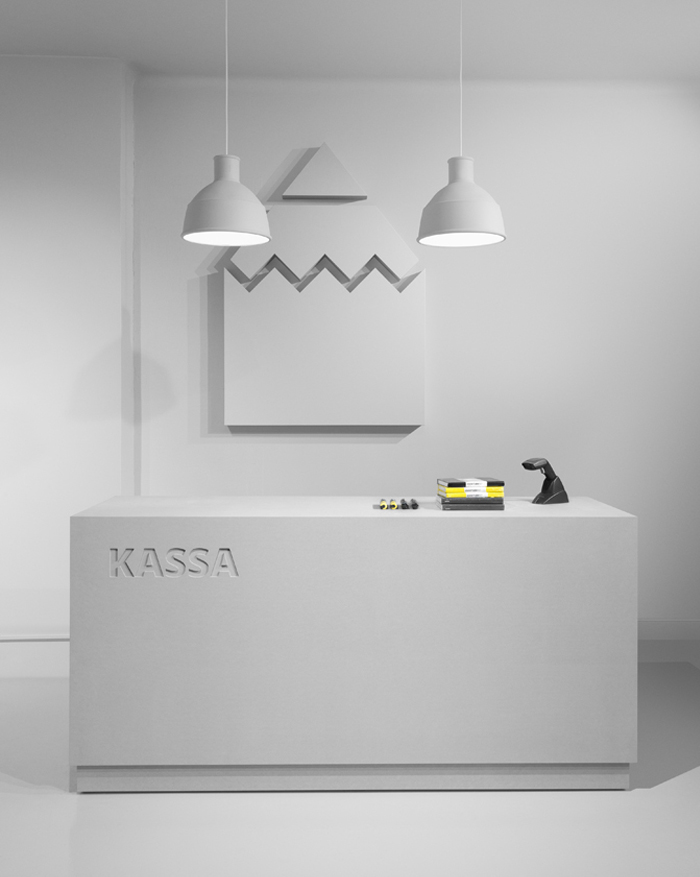 Kassa Pen Store by From Us With Love
