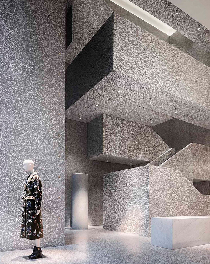 Valentino's NYC Flagship by David Chipperfield
