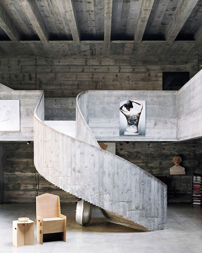 Piet Boon delivers Concrete Wallpaper