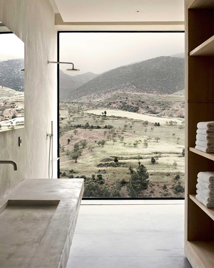 Villa E in Morocco by Studio KO