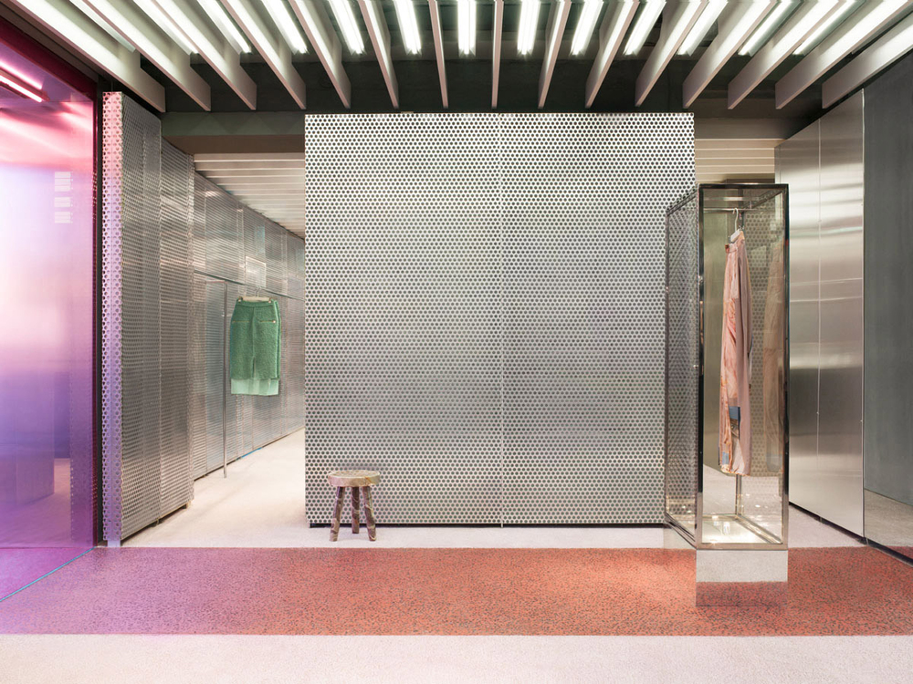 Acne Studios Shop Quai Voltaire, Paris