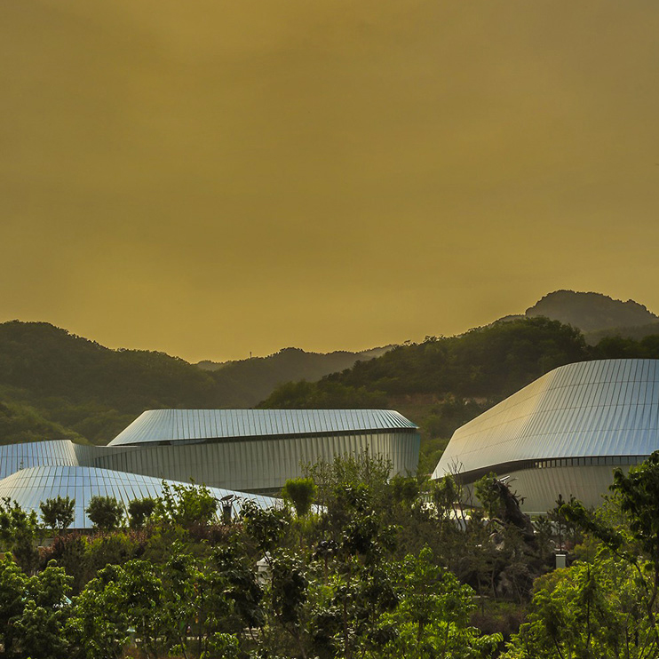 Qingdao World Horticultural Expo by  UNStudio