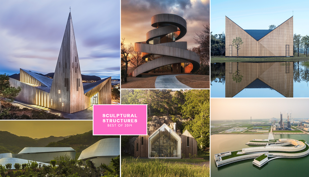 Best Sculptural Structures of 2014