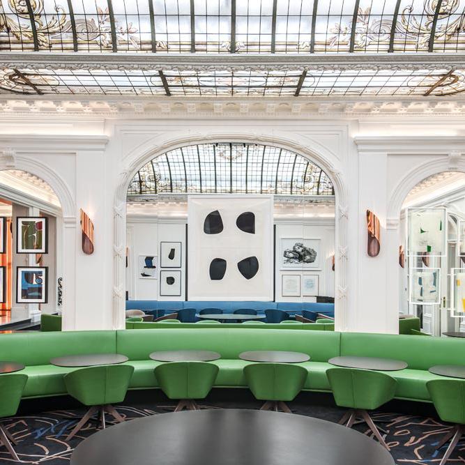 Agence François Champsaur Renovates the Hôtel Vernet