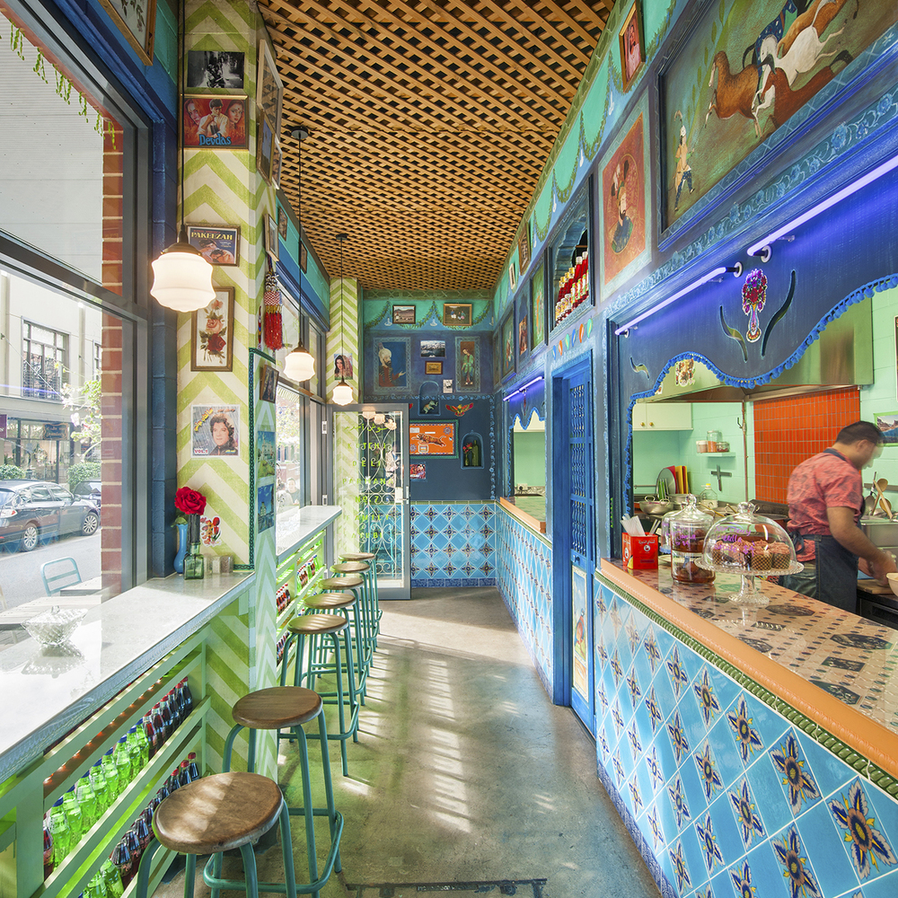 Parwana Kutchi Deli  by Studio-Gram and Mash
