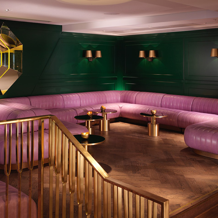 Dandelyan at Mondrian London by Design Research Studio
