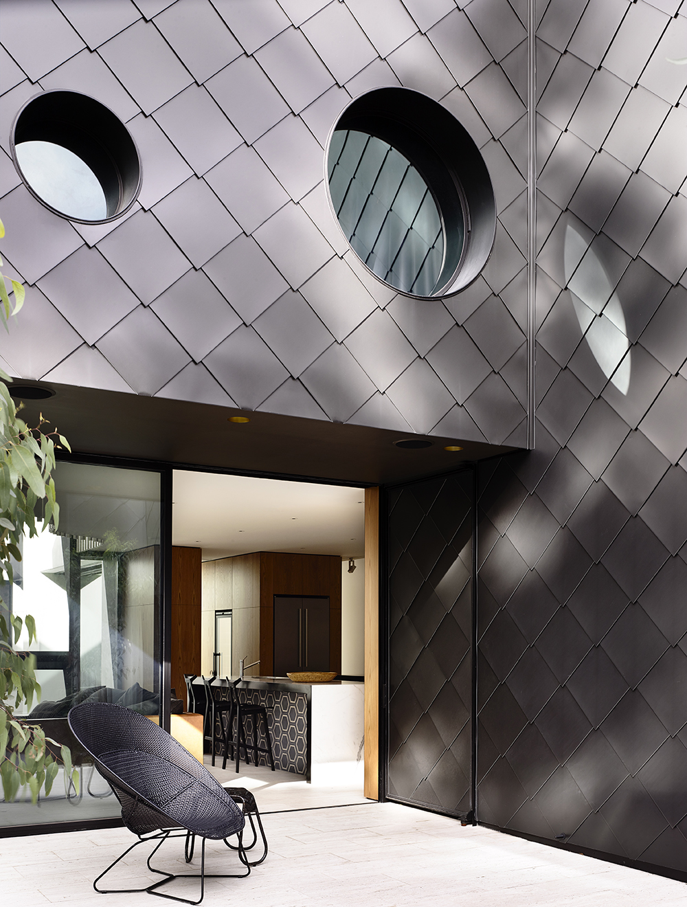 St. Kilda West House by Kennedy Nolan