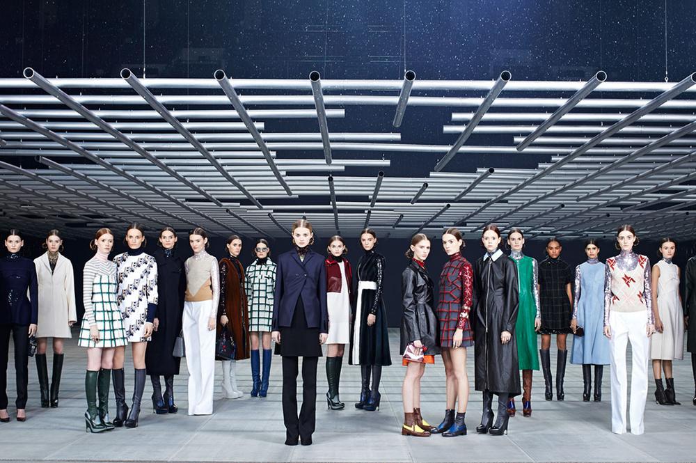 Bureau Betak Designs Dior's Tokyo Runway