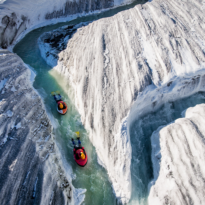 Bucket List No. 7: Hydroboard the Icy Rivers of Aletsch Glacier