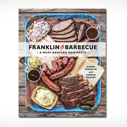 Franklin Barbecue Book    $22.