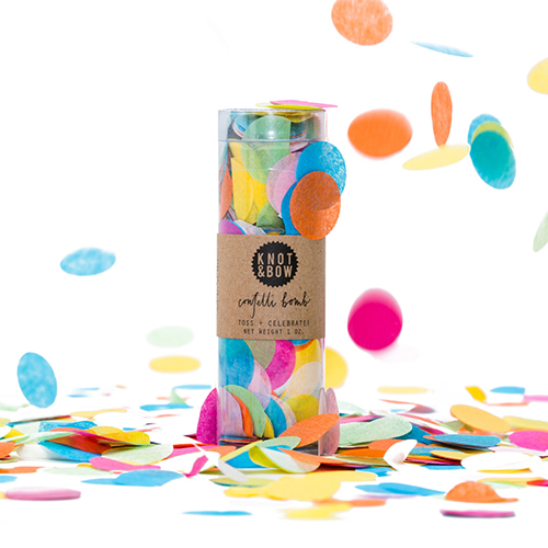 Party Confetti Bomb  $10