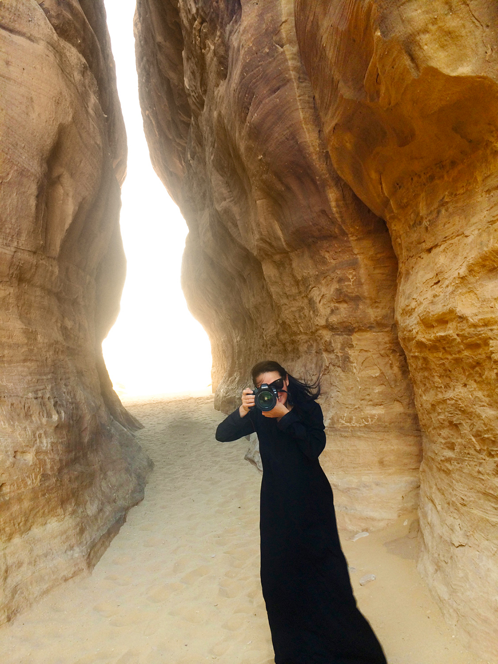 Photographer Connie Zhou captures Mada in Saleh.