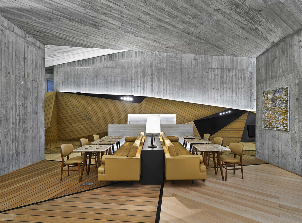 Autoban Designs The Savoy Ulus Clubhouse