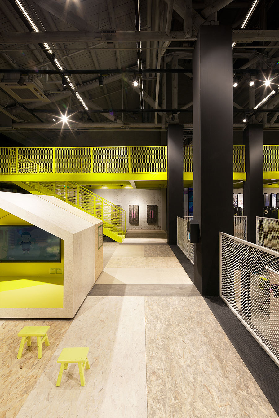 Coordination Asia Designs Shanghai S New Kids Museum Of