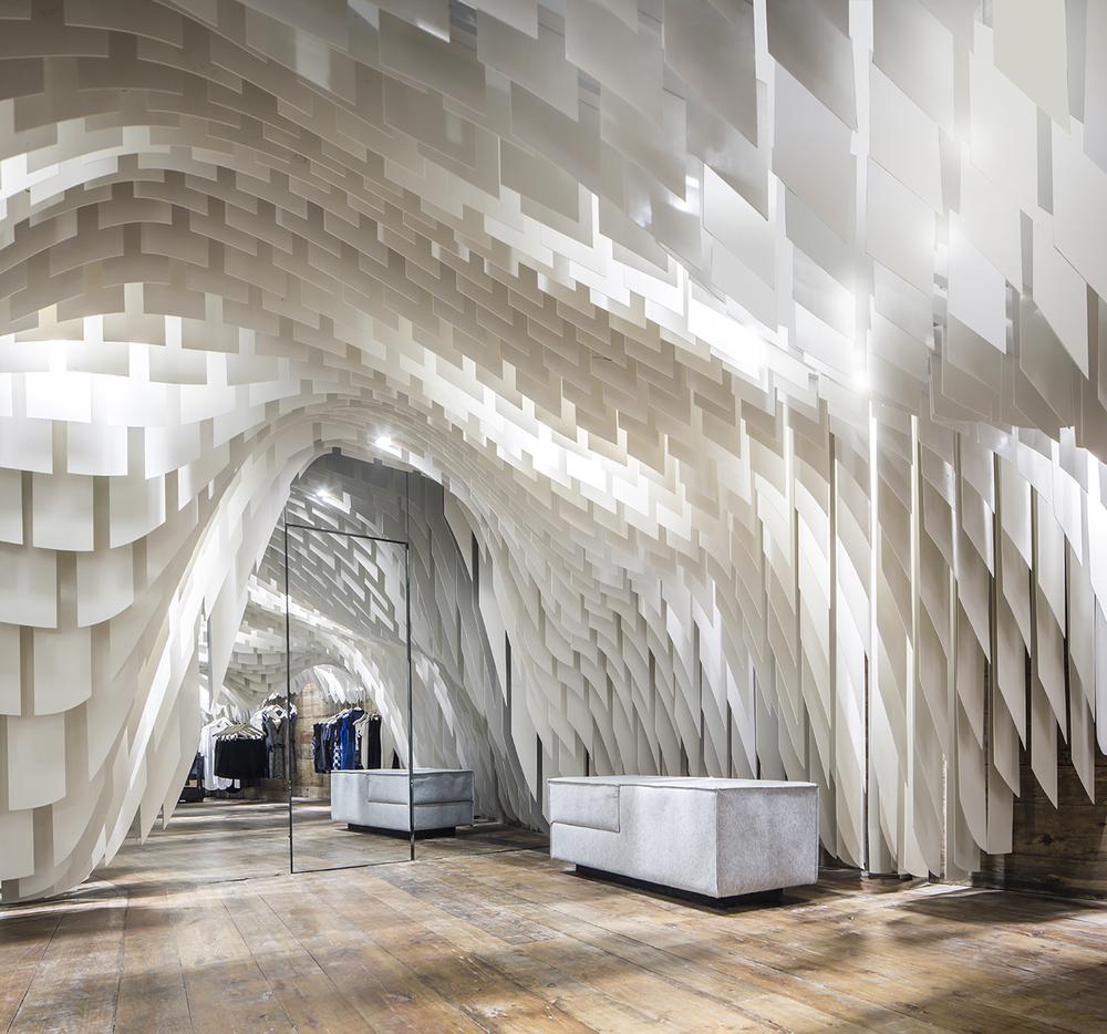 SDN Concept Store by 3Gatti