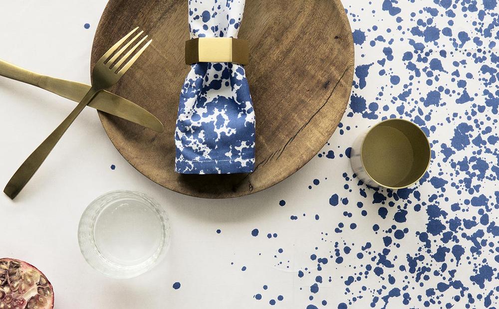 Splatter Napkins designed by Ferm Living